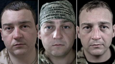 Photos de soldats avant, pendant et après la guerre > Creanum