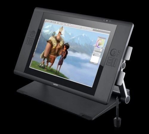Wacom sort deux nouvelles tablettes Cintiq > Creanum