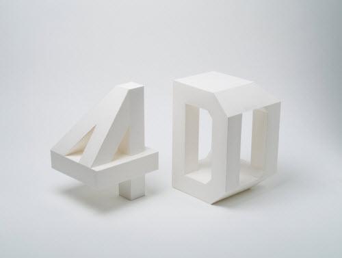 De la typographie? en 4D > Creanum