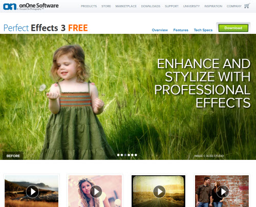 Perfect Effects 3 Free : des effets Instagram en un clic ! > Creanum