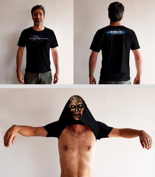 Ces t-shirts créatifs et amusants > Creanum
