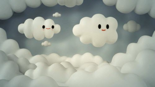 Cloudy : court-métrage à voir ! > Creanum