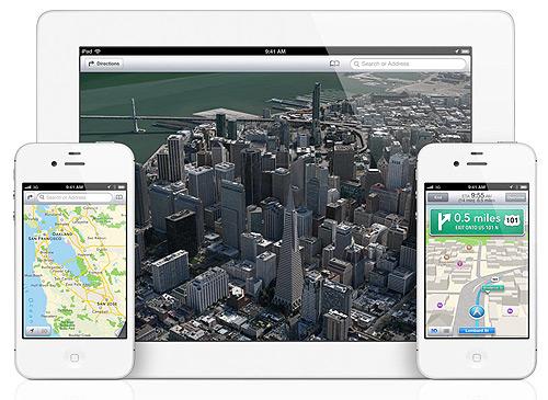 Apple iOS 6 : neuf nouveautés à retenir > Creanum