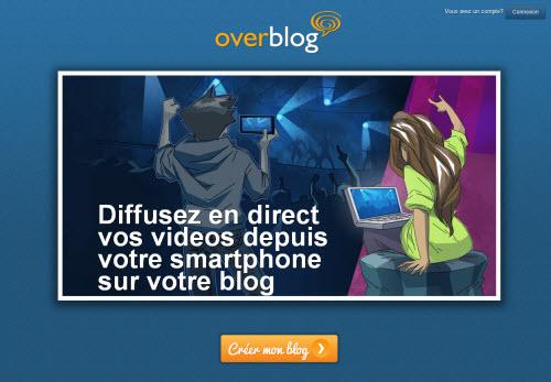 Overblog s'offre un lifting social !  > Creanum
