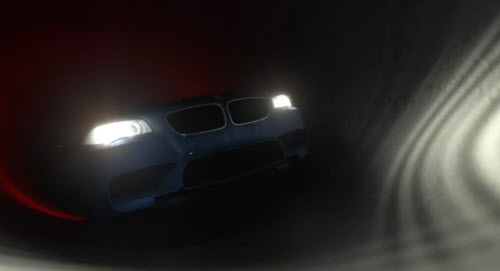 Slow motion : BMW M5 ? Bullet > Creanum