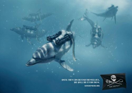 Publicité : Sea Shepherd Conservation Society > Creanum