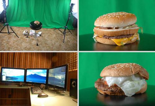 Fast food : publicité VS réalité > Creanum