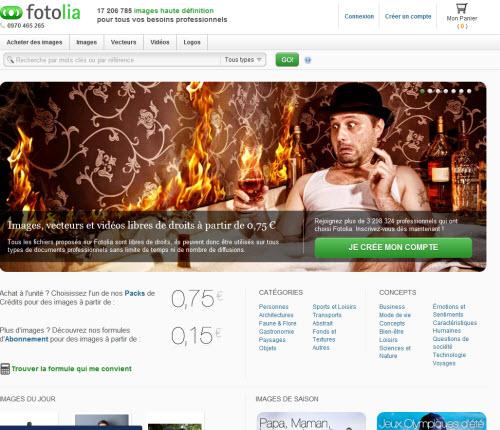 KKR investit 150 millions de dollars dans Fotolia > Creanum