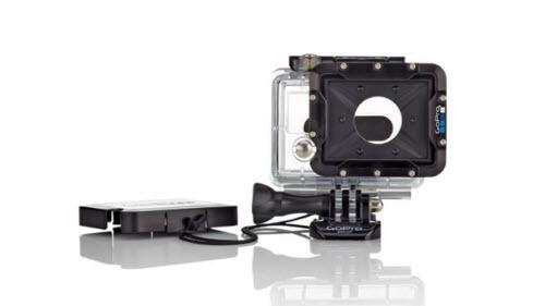 GoPro présente un boîtier photo étanche > Creanum