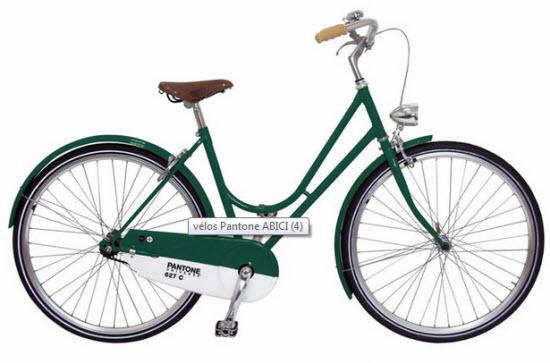 Couleurs : les vélos Pantone > Creanum