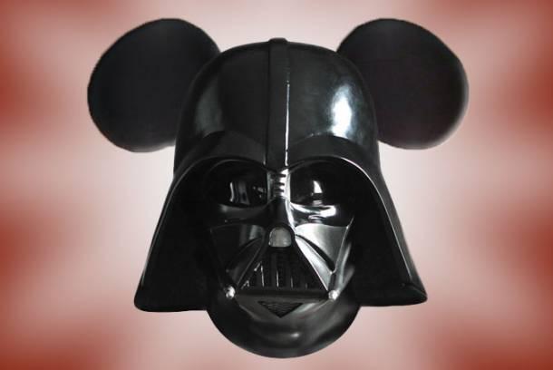 Que la force soit avec Disney > Creanum