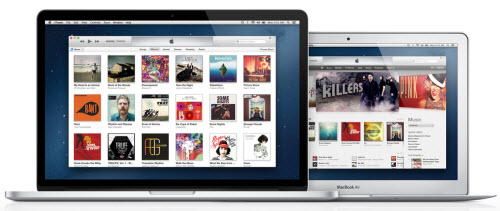Apple : iTunes 11 en images > Creanum