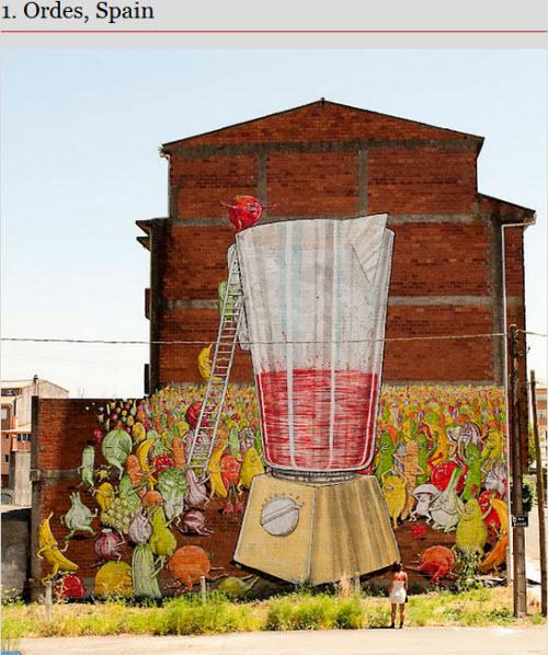 Street Art : 30 oeuvres géantes  > Creanum