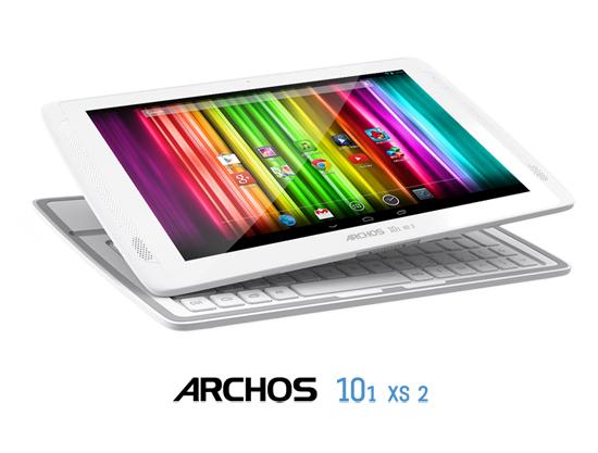 Archos annonce ses futurs tablettes et smartphones HD  > Creanum