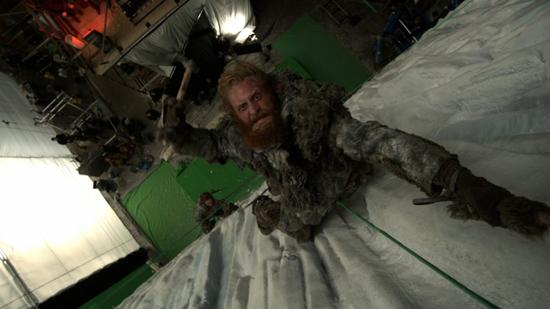 Les effets spéciaux de Game of Thrones démystifiés  > Creanum