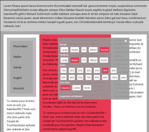 Schnaps.it : un générateur de template HTML5 en ligne ! > Creanum