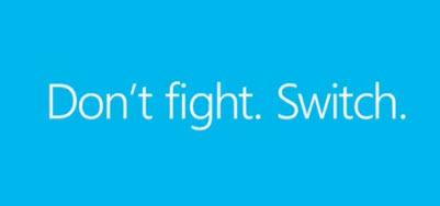 Microsoft moque Apple et Samsung dans une publicité vidéo > Creanum