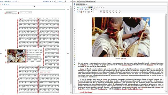 Archicol révèle son format A2F pour les ebooks > Creanum