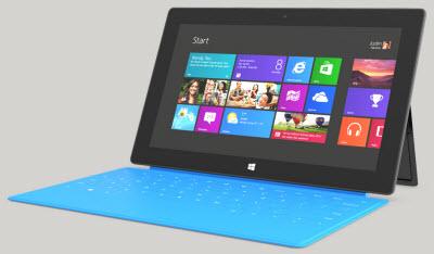 Microsoft : une future Surface de 7 pouces ?  > Creanum