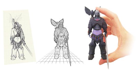 Le guide de l'impression 3D !  > Creanum