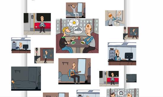La BD numérique : un tournant pour les auteurs comme pour les éditeurs > Creanum