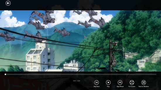 VLC sur Windows RT, c'est pour bientôt! > Creanum