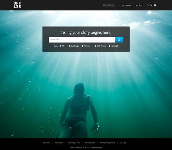Shutterstock dévoile sa nouvelle marque: Offset > Creanum