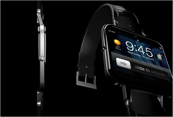 iWatch : la montre 2.0 d'Apple > Creanum