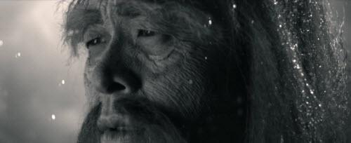 Court-métrage : The Old Samurai > Creanum
