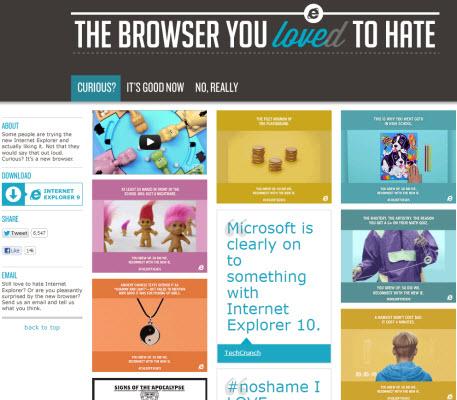 Internet Explorer ? Child of the 90?s > Creanum