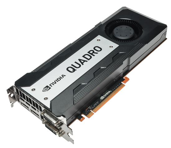 Siggraph 2013: Nvidia dévoile sa nouvelle Quadro K6000 > Creanum