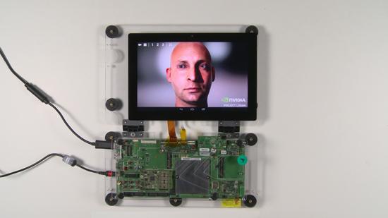 Nvidia décline sa gamme Kepler sur tablettes et plateformes mobiles > Creanum