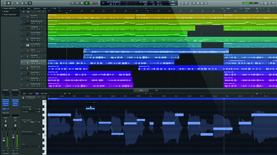 Apple sort une nouvelle version de Logic Pro > Creanum