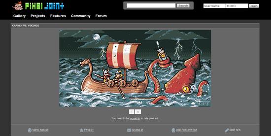 Pixel Art : les pointillistes du numérique ? > Creanum