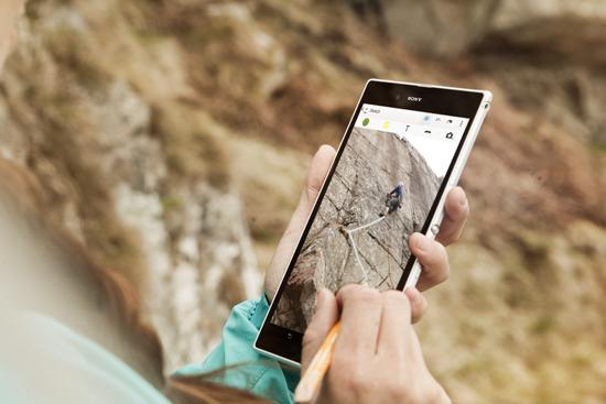Sony Xperia Z Ultra: un très bon compromis pour les créatifs ? > Creanum