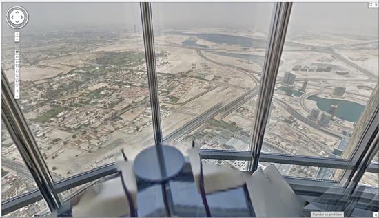 Google Street View s'attaque aux gratte-ciels > Creanum