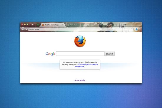 Australis : le futur de Firefox ressemble beaucoup à Chrome > Creanum