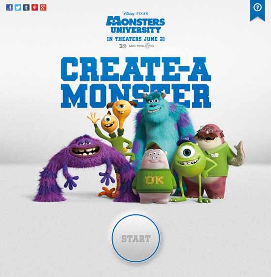 Un éditeur de monstres pour fans de Monstres et Cie > Creanum