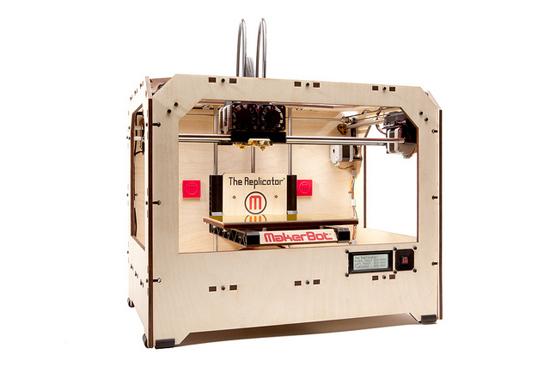 Impression 3D : Makerbot avalé par Stratasys pour 403 millions de dollars > Creanum