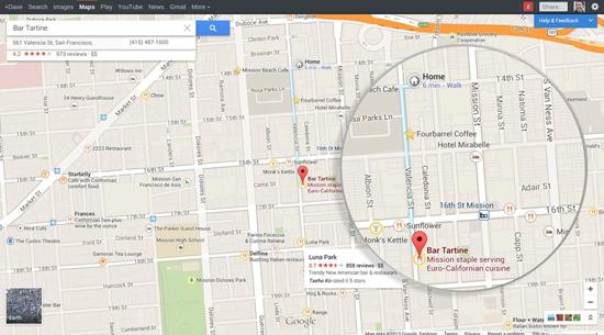Google Maps s'offre un coup de jeune > Creanum