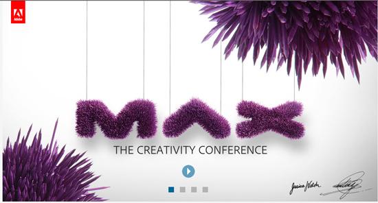 AdobeMax: la grand-messe d'Adobe c'est maintenant > Creanum