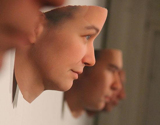 Impression 3D : des portraits reconstitués à partir de l'ADN  > Creanum