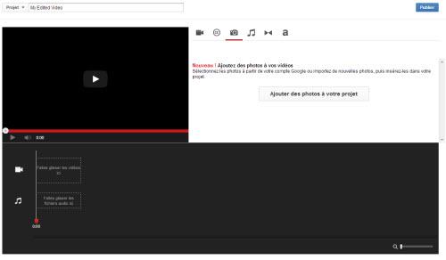 YouTube se dote d'une fonction slow motion ! > Creanum