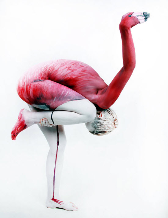 Illusions et body painting > Creanum