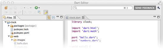 Google sort son SDK pour le langage Dart > Creanum