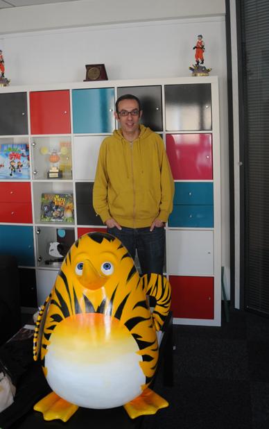 Reportage : Tat Productions, le studio d'animation toulousain qui monte > Creanum