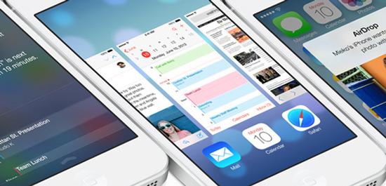 L'effet parallaxe d'iOS7 donne la nausée aux utilisateurs  > Creanum