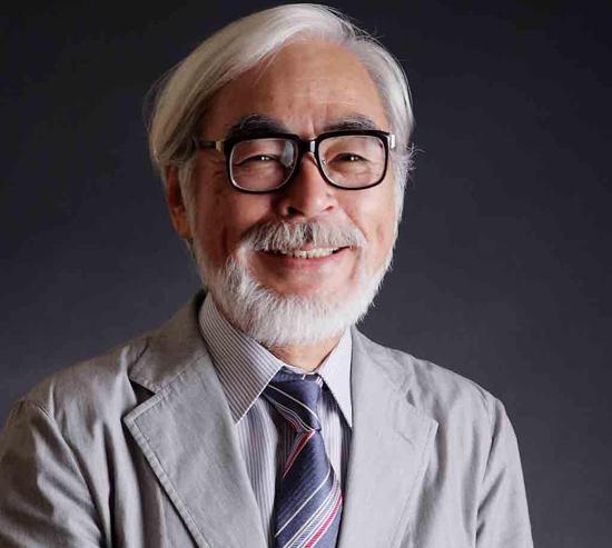 Hayao Miyazaki prend sa retraite  > Creanum