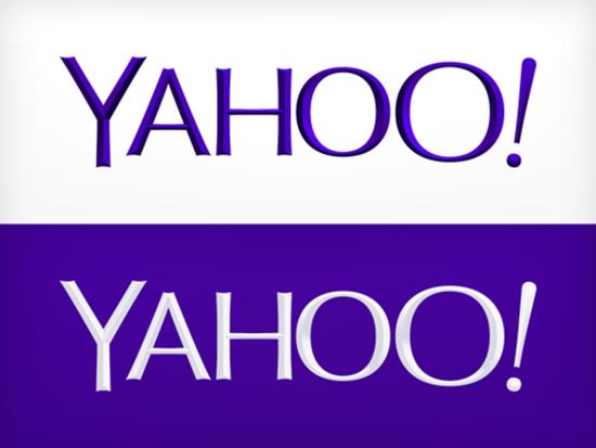 Fin du compte à rebours pour le nouveau logo Yahoo  > Creanum