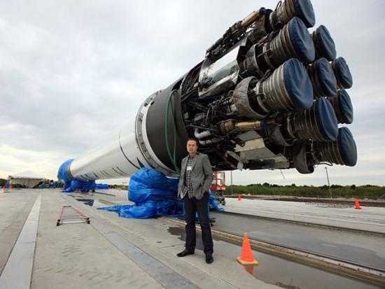Elon Musk se prend pour Iron Man > Creanum
